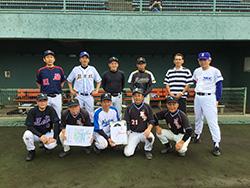 成年-フレンド準優勝-熊本市教組